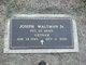 Joseph Waltman, Sr