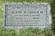 Edith Nerene <I>Compton</I> Carlson