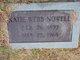 Profile photo:  Katie <I>Webb</I> Nowell