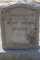 Profile photo:  Infant Trenton Abrams