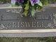 Profile photo:  Mary Armistice <I>Butler</I> Criswell