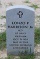 Profile photo:  Lonzo P Harrison, Jr