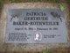 Patricia Gertrude Baker-Rothweiler