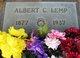 Profile photo:  Albert Carl Lemp