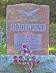 Mary Elizabeth <I>Tedford</I> Ubdegrove