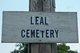 Leal Cemetery