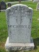 Profile photo:  Agnes McCarroll