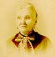 Profile photo:  Louisa Mary <I>Girard</I> Raymond-Gray