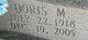 Doris <I>Mullis</I> Moye