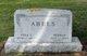 Anna Christina <I>Stahl</I> Abels