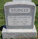 Profile photo:  A Irene Kissinger