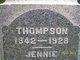 Thompson William Manes