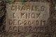 Charles L Knox