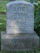 Clara <I>Odenbrett</I> Bates