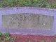 Dora M. Abbott