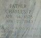 Profile photo:  Charles Peter Dameron
