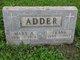 Mary <I>Abernethy</I> Adder