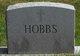 Howard Gordon Hobbs