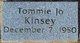 Profile photo:  Tommie Jo Kinsey