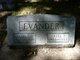 Hazel Elvina <I>Wickander</I> Evander
