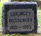 Chauncey Messenger