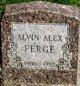 Profile photo:  Alvin Alex Ferge