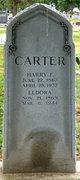 Profile photo:  Harry F Carter