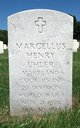 Marcellus Henry Uhler