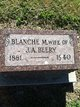Profile photo:  Blanche M <I>Wagner</I> Beery