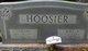 Laura Edna <I>Walker</I> Hoosier