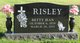 Profile photo:  Betty Jean <I>Fuhrman</I> Risley