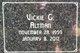 Profile photo:  Vickie Lenore <I>Gallagher</I> Altman