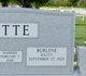 Profile photo:  Burlene <I>Hasty</I> Otte