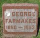 Profile photo:  George Farmakes