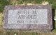 Profile photo:  Ruth M <I>Reed</I> Arnold