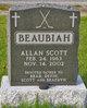 """Profile photo:  Allan Scott """"Al"""" Beaubiah"""
