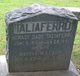 Dr Horace Dade Taliaferro