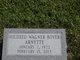 Profile photo:  Mildred Wagner <I>Boyer</I> Arnette