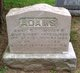 Profile photo:  Annie C. <I>Landis</I> Adams