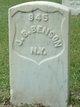 Joseph B Benson