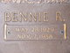 Profile photo:  Bennie R Banks