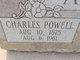 Charles Powell Abbott, Sr