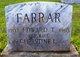 Edward Thorpe Farrar