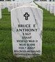 Profile photo:  Bruce E. Anthony