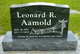 Profile photo: PFC Leonard R. Aamold