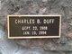 Charles B. Duff