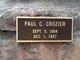 Paul C. Crozier