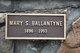 Mary S. Ballantyne