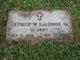 George W Lalonde Sr.