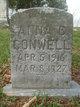Anna C Conwell